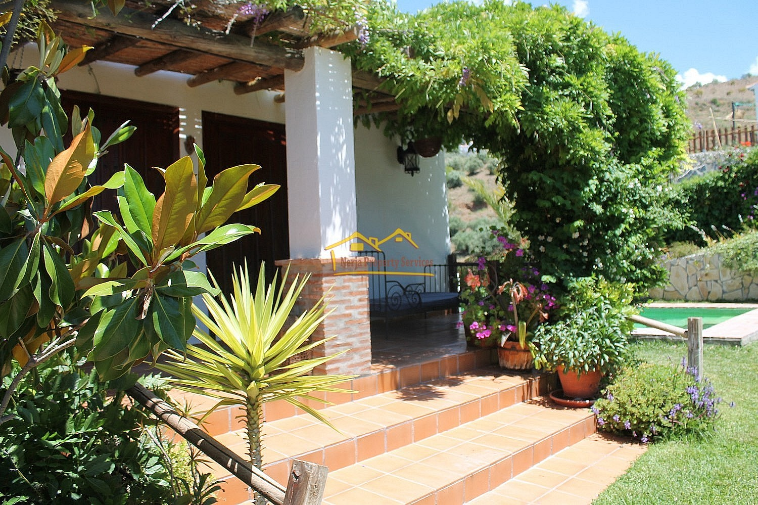 Picture of 2 Bed Village House, Frigiliana, with pool | MNNPSV1620