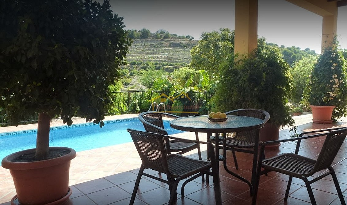 Picture of Finca/country House in Frigiliana